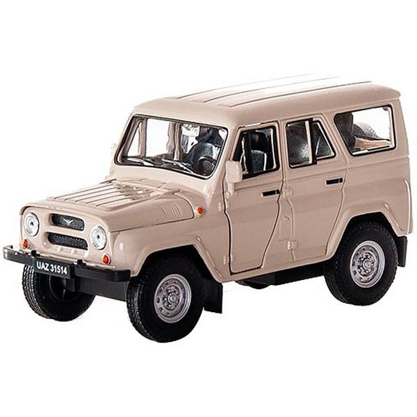 Игрушка Welly (Велли) модель  машины УАЗ  31514