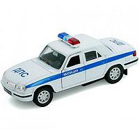 Игрушка Welly (Велли) модель  машины Волга МИЛИЦИЯ ДПС