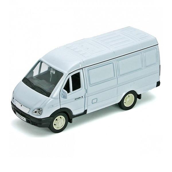 Игрушка Welly (Велли) модель  машины ГАЗель фургон