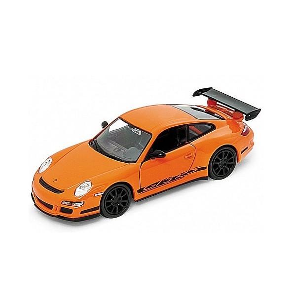 Игрушка Welly (Велли) модель  машины 1:34-39 Porsche GT3 RS