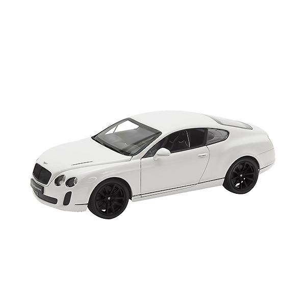 Игрушка Welly (Велли) модель  машины 1:34-39 Bentley Continental Supersports