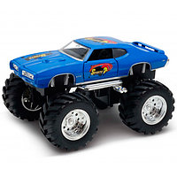 Игрушка Welly (Велли) модель  машины 1:38 Pontiac GTO Wheel Monster