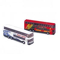 Игрушка Welly (Велли) модель  автобуса Mercedes-Benz