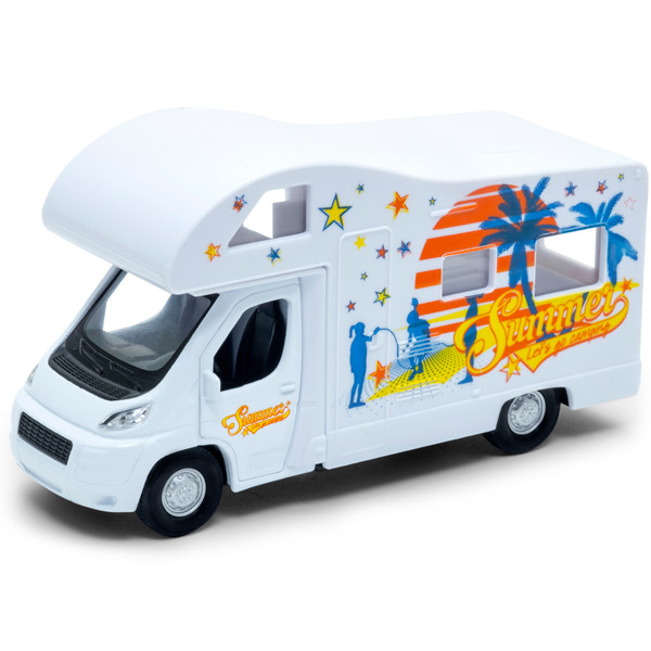 Игрушка Welly (Велли) модель машины Camper Van