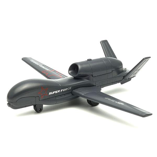 Игрушка Welly (Велли) военный самолет
