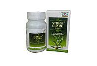 Stress Guard, успокаивающие средство, защита от стресса, 60 капсул