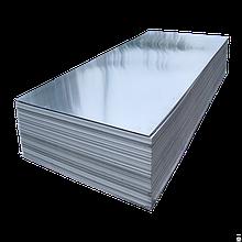 Лист дюралюминиевый