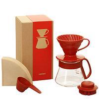 Набор пуровер для заваривания кофе Hario V60 01