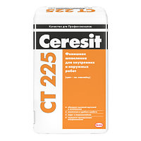 Шпаклёвка Ceresit CT 225, фасадная, 25 кг