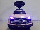 Толокар для детей Mercedes Benz, фото 2