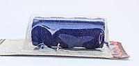 """Нить-резинка (спандекс) с текстильной оплеткой """"King Bird"""", синяя"""