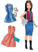 Кукла Барби модница с комплектом одежды