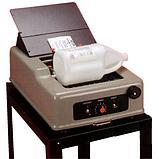 Полуавтоматическая машина для наклеивания бумажных  этикеток на круглые упаковки ADVENT-200, фото 2