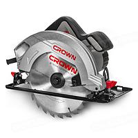Дисковая пила CROWN CT15188-190
