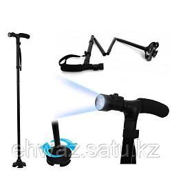 Телескопическая трость с фонариком Trusty Cane (Трасти Кейн)