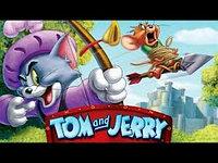 """Картины по номерам """"Том и Джерри"""""""