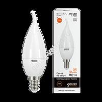 Лампа GAUSS LED ELEMENTARY CANDLE TAILED  2700K
