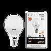Лампа GAUSS LED ELEMENTARY GLOBE 8W E14 3000K