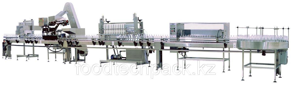 Комплектация автоматической линии бутылирования воды NORLAND SpectraPak- DC-5000 Ink Jet Date Coding System