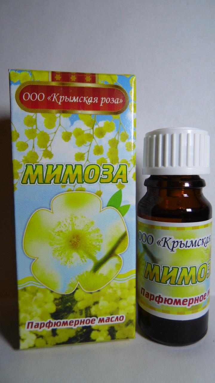 Парфюмерное масло Мимоза 10мл
