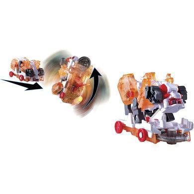 Дикие Скричеры. Машинка-трансформер Стормхорн (Штормхорн) - фото 1