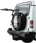 Велокрепление на запасное колесо