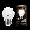 Светодиодная лампа GAUSS LED GLOBE E27 3000K