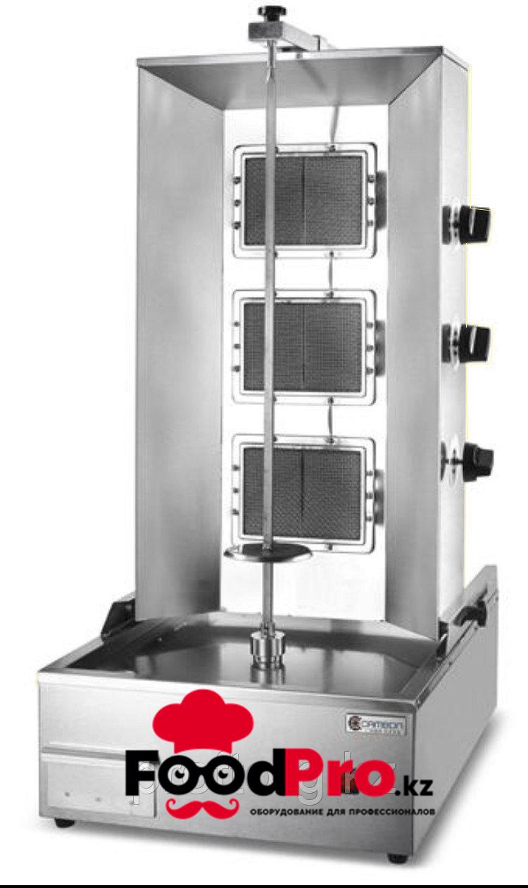 Донер аппарат газовый с мотором