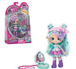 Игровой набор с куклой Lil' Secrets Shoppies - ПЕППА - МИНТ (1сезон)