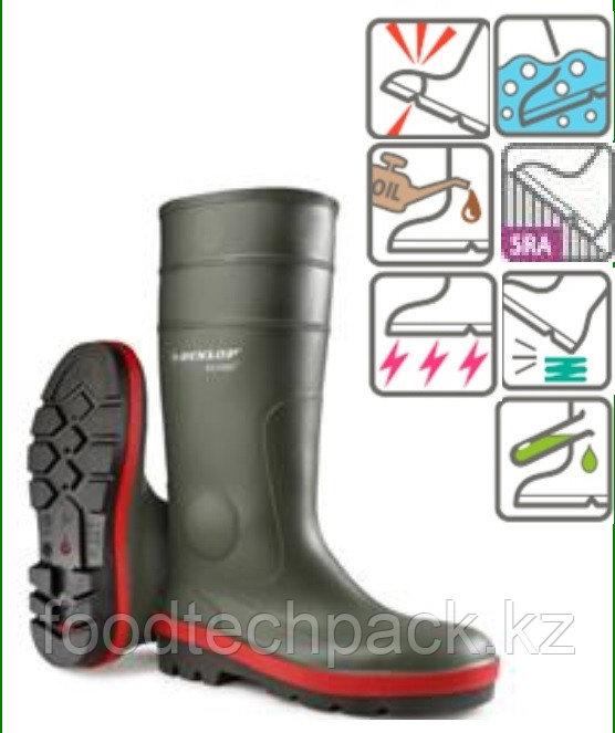 Сапоги Acifort Tricolour Full Safety А782631