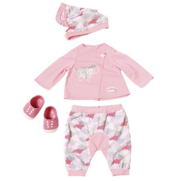 Игрушка Baby Annabell Одежда для уютного вечера, кор.