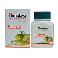 Triphala Himalaya, Натуральный препарат  для комплексного оздоровления, 60 таблеток, фото 1