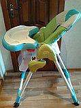 Стульчик для кормления Mamalove со съемной игровой панелью, фото 5
