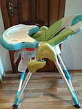 Стульчик для кормления Mamalove со съемной игровой панелью, фото 6