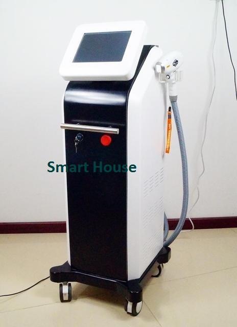 Аппарат Лазерной эпиляции диодный 808nm