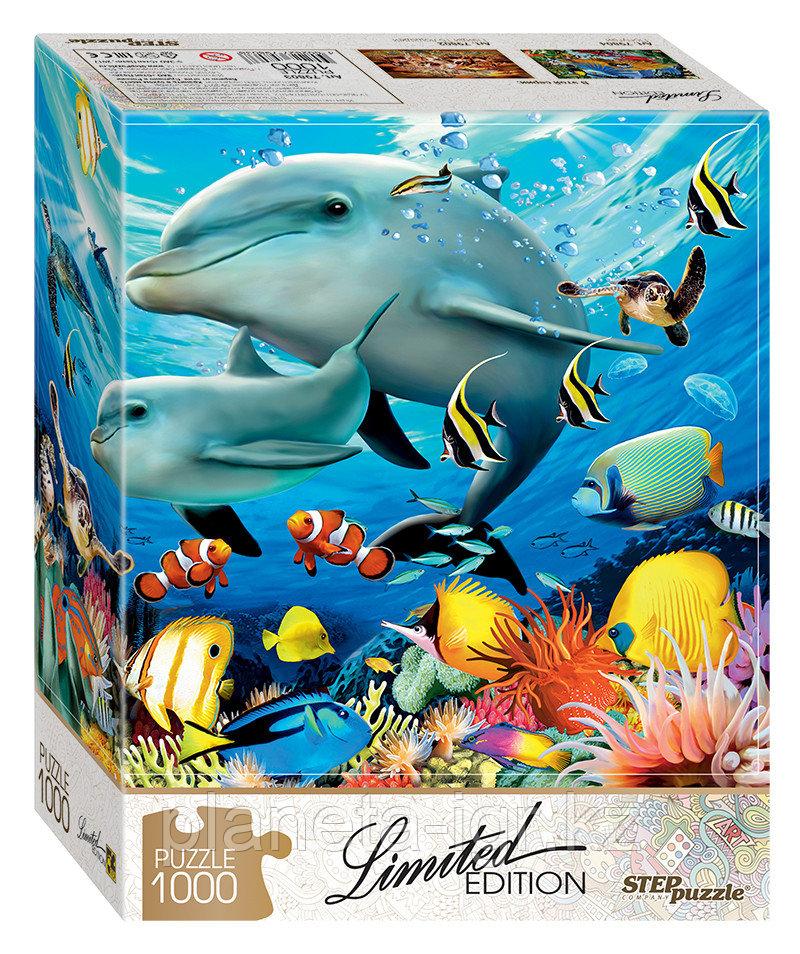 "Мозаика ""puzzle"" 1000 ""Подводный мир"" (Limited Edition)"