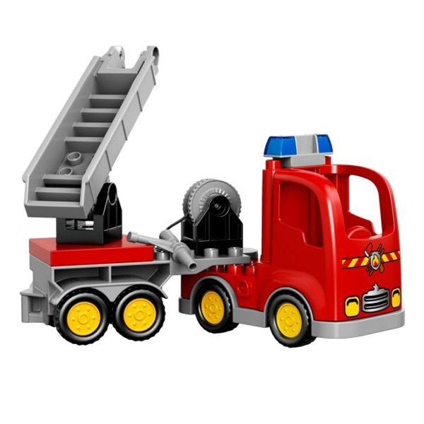 Игрушка Лего Дупло (Lego Duplo) Пожарный грузовик
