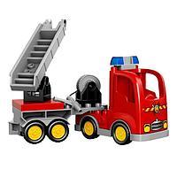 Игрушка Лего Дупло (Lego Duplo) Пожарный грузовик, фото 1