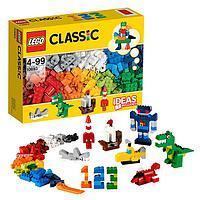 Игрушка Лего Классика (Lego Classic) Дополнение к набору для творчества – яркие цвета, фото 1