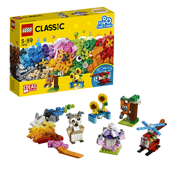 Игрушка Лего Классика (Lego Classic) Кубики и механизмы