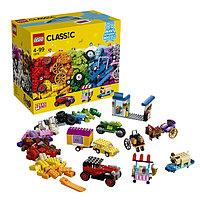 Игрушка Лего Классика (Lego Classic) Модели на колёсах, фото 1
