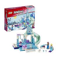Игрушка Лего Джуниорс (Lego Juniors) Игровая площадка Эльзы и Анны, фото 1