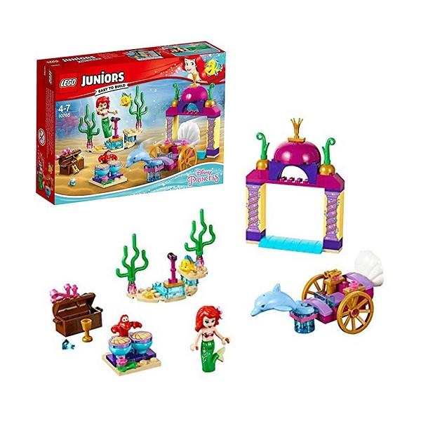 Игрушка Лего Джуниорс (Lego Juniors) Подводный концерт Ариэль