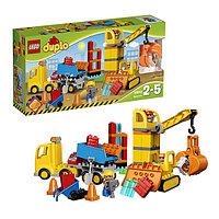 Игрушка Лего Дупло (Lego Duplo) Большая стройплощадка