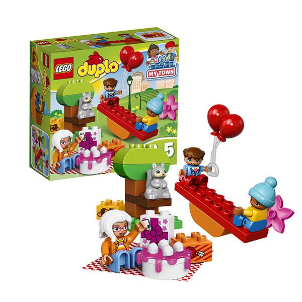 Игрушка Лего Дупло (Lego Duplo) День рождения