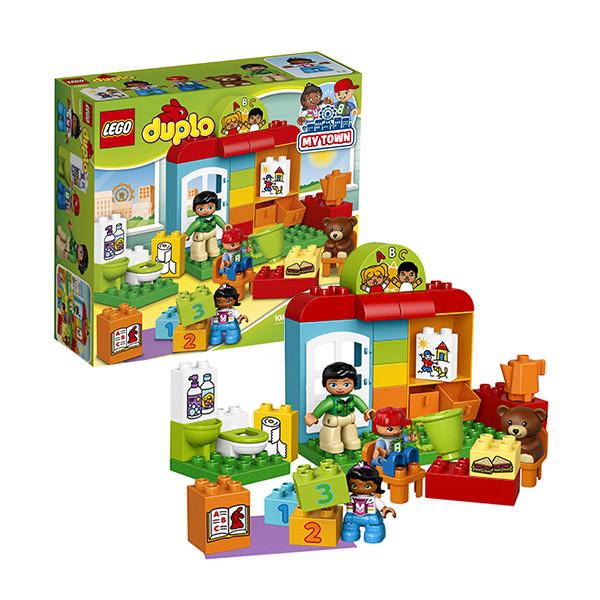 Игрушка Лего Дупло (Lego Duplo) Детский сад