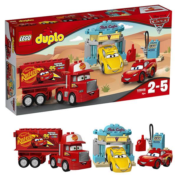 Игрушка Лего Дупло (Lego Duplo) Кафе Фло™