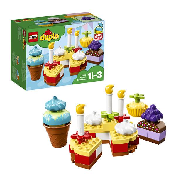 Игрушка Лего Дупло (Lego Duplo) Мой первый праздник