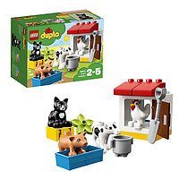 Игрушка Лего Дупло (Lego Duplo) Ферма: домашние животные, фото 1