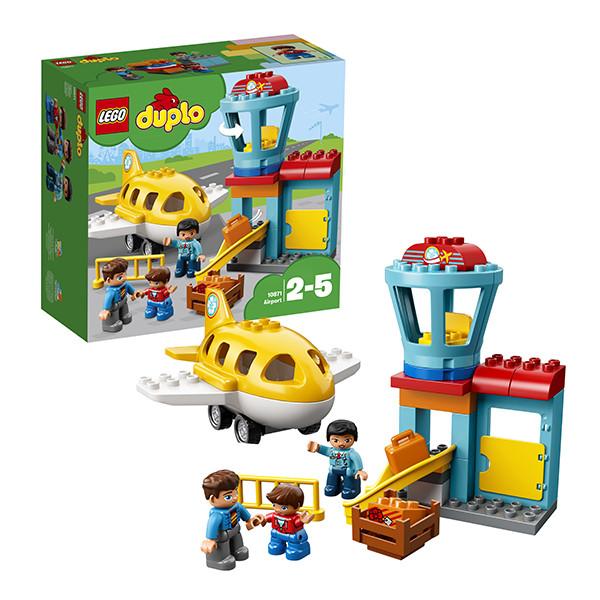 Игрушка Лего Дупло (Lego Duplo) Аэропорт